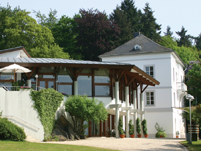 Hotel Restaurant Weisshaus Trier